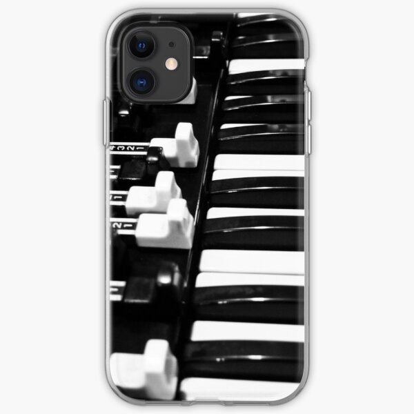 Hammond B3 Organ iPhone Soft Case