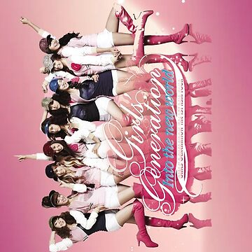 Girls Generation - Into The New World 1 by Ommik