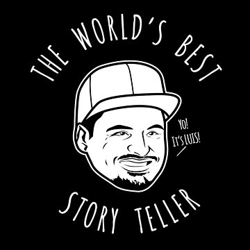 The World's Best Story Teller by japdua