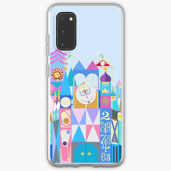 Tokyo Small World After All Samsung Galaxy Soft Case