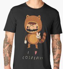 i love cosplay Men's Premium T-Shirt