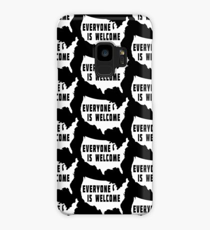 USA Everyone Is Welcome Case/Skin for Samsung Galaxy