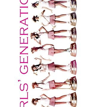 Girls Generation - 1st Album by Ommik