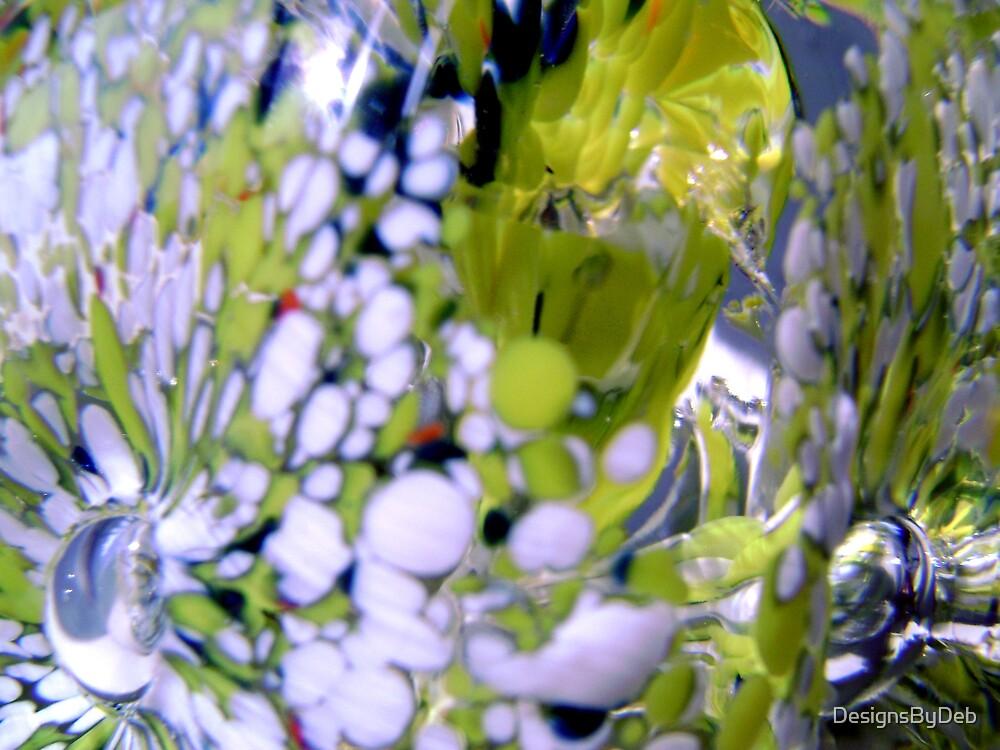 Art Glass #1 by DesignsByDeb