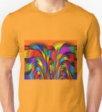 A Colorful Integration  T-Shirt