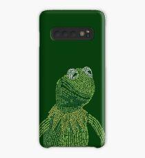 It's not easy, bein' Kermit Case/Skin for Samsung Galaxy