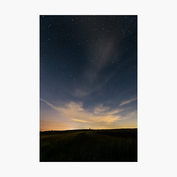 Stars Shine Bright Photographic Print
