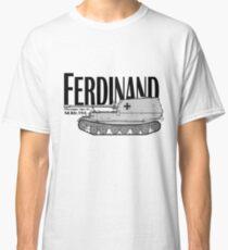 Ferdinand Tank Destoyer Classic T-Shirt