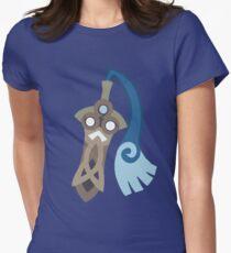 Honedge Pokemon Women's Fitted T-Shirt