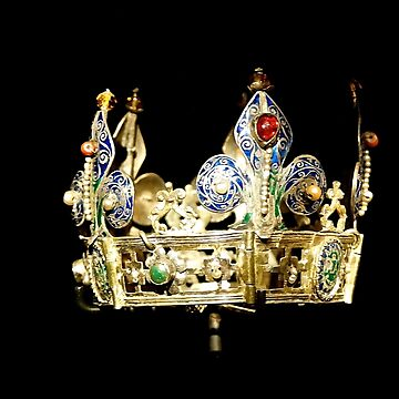Funeral Crown of Mary of Burgundy by zuluspice