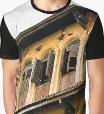 Yangon Terraces Graphic T-Shirt