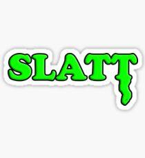 Slatt Sticker