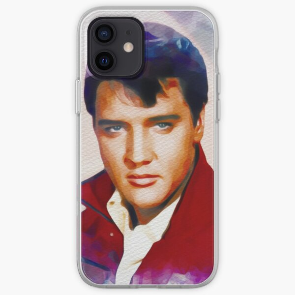 Elvis Presley iPhone Soft Case