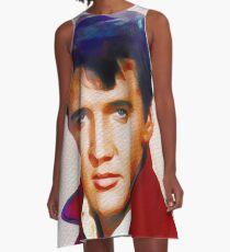 Elvis Presley A-Line Dress
