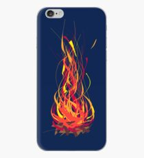 Campfire At Night iPhone Case