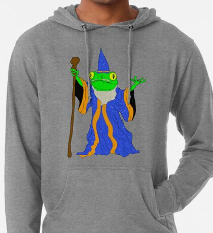 The Wizard of the Pond.  Lightweight Hoodie