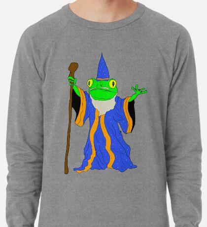 The Wizard of the Pond.  Lightweight Sweatshirt