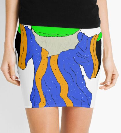 The Wizard of the Pond.  Mini Skirt