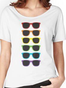 wayfarer rainbow Women's Relaxed Fit T-Shirt