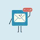 Inbox Full by Teo Zirinis