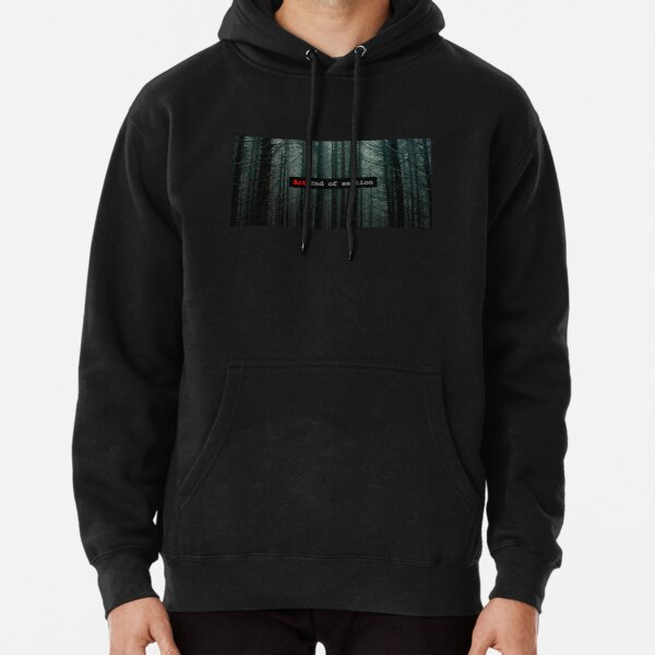 Art End of Section. Forest Sudadera con capucha