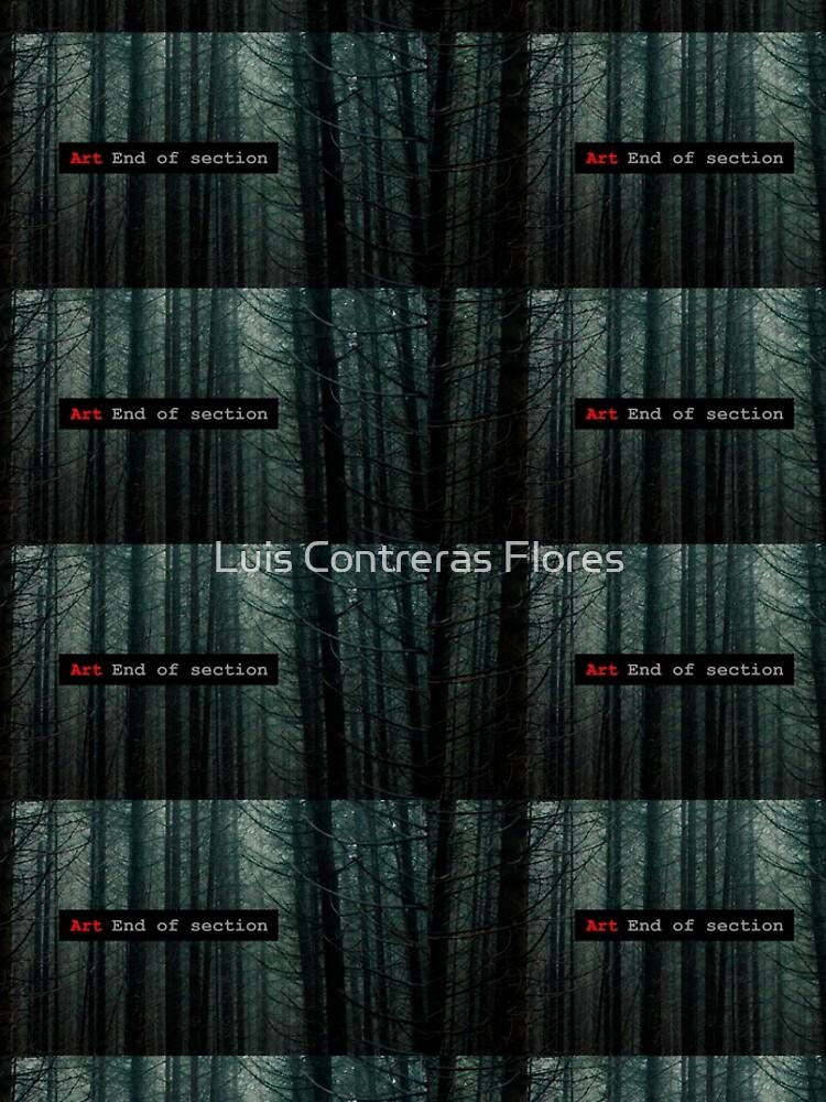 Art End of Section. Forest de luiscontreras