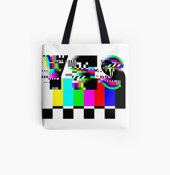 YES! All Over Print Tote Bag