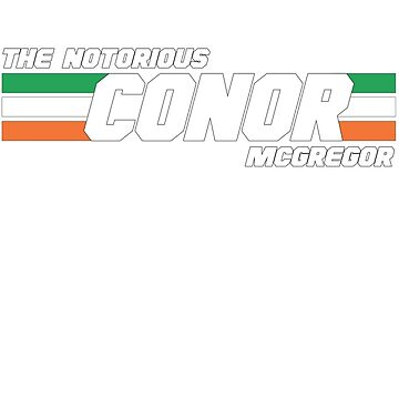 Conor McGregor Icon by garytms
