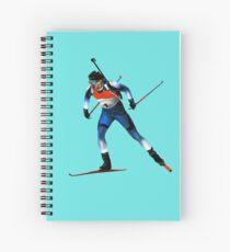 biathlon Spiral Notebook