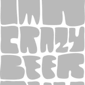 Crazy beer guy CAN by creativecamart