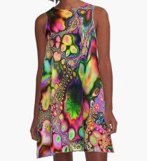 Acid Plasmosis  A-Line Dress