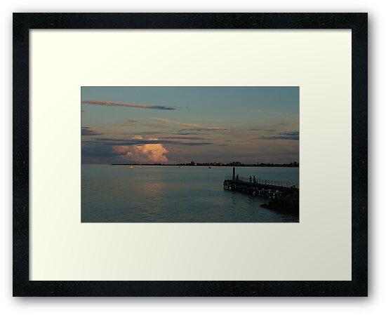 ~Edithburgh Sunset~ by Debra LINKEVICS