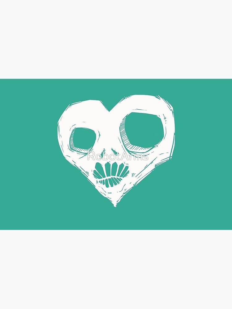 Corazón macabro de RobotArms