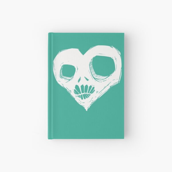 Ghoulish Heart Hardcover Journal