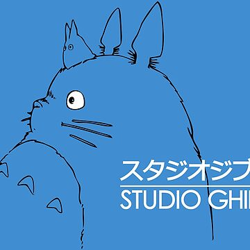 Studio Ghibli by Mike-Brodu