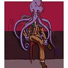 « Mr Octopus » par owlinthepicture