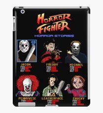 Horror Fighter iPad Case/Skin