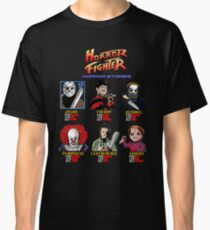 Horror Fighter Classic T-Shirt