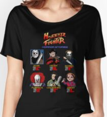 Horror Fighter Women's Relaxed Fit T-Shirt