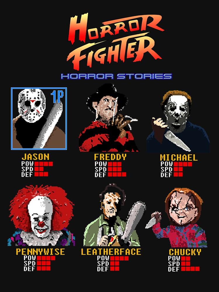 Horror Fighter | Unisex T-Shirt