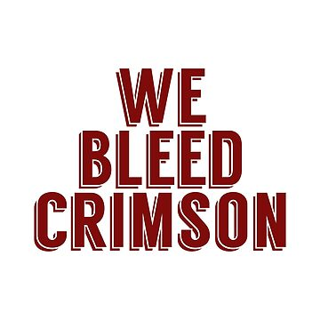 We Bleed Crimson by KenRitz
