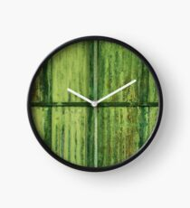 Green Erosion Clock
