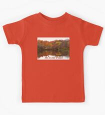 He is our Peace Kids Clothes