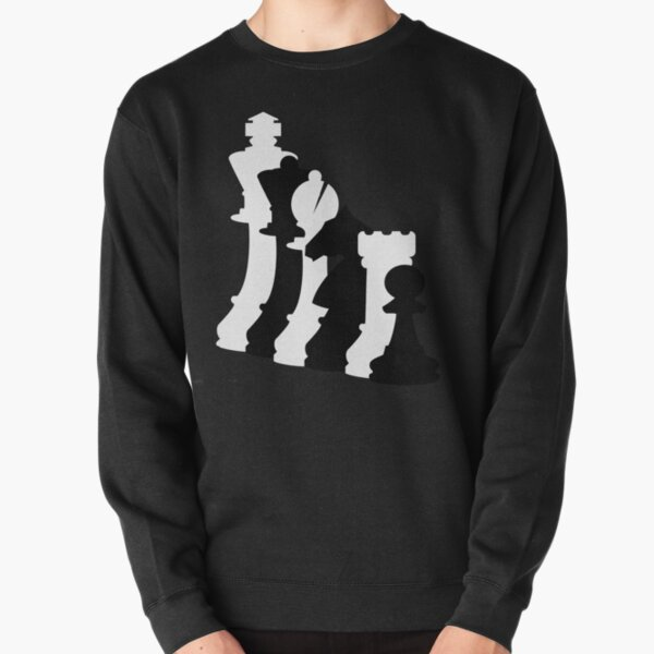 Chess Pullover Sweatshirt