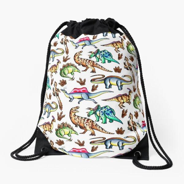 Dinosaurs! Drawstring Bag