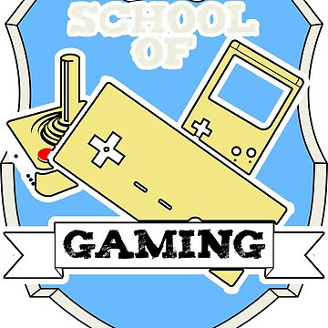 School Of Gaming by IGCD