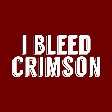 I Bleed Crimson by KenRitz