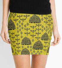 Golden Hives by Andrea Lauren Mini Skirt