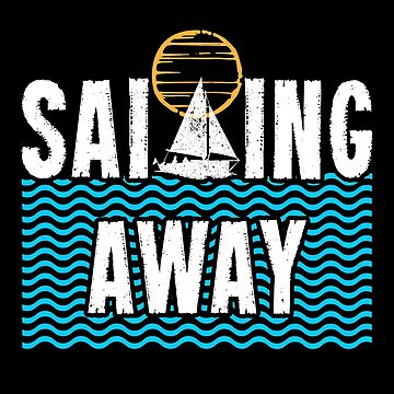 Sailing Away  by inkedtee