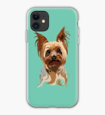 It's A Yorkie iPhone Case